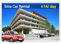Sitia Car Rental